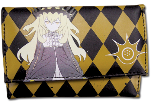 Black Rock Shooter Crt Girl Wallet, an officially licensed product in our Black Rock Shooter Wallet & Coin Purse department.
