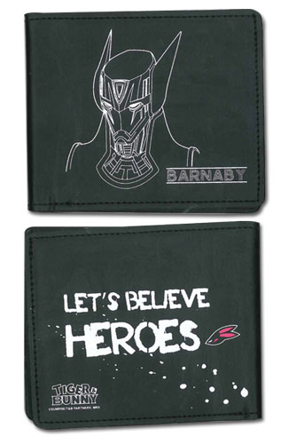 Tiger & Bunny Barnaby Boy Wallet, an officially licensed product in our Tiger & Bunny Wallet & Coin Purse department.