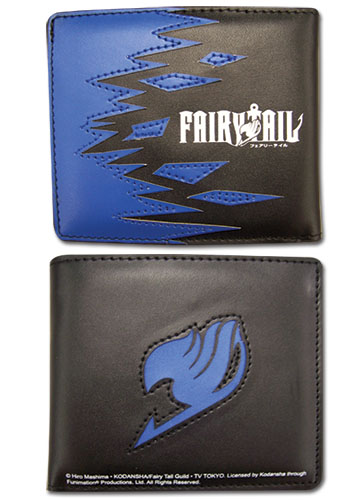 Fairy Tail Gray Wallet, an officially licensed product in our Fairy Tail Wallet & Coin Purse department.