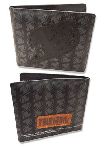 Fairy Tail Logo Wallet, an officially licensed Fairy Tail Wallet & Coin Purse