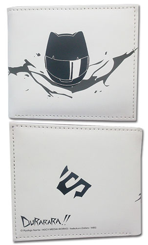 Durarara!! Celty Boys Wallet officially licensed Durarara!! Wallet & Coin Purse product at B.A. Toys.