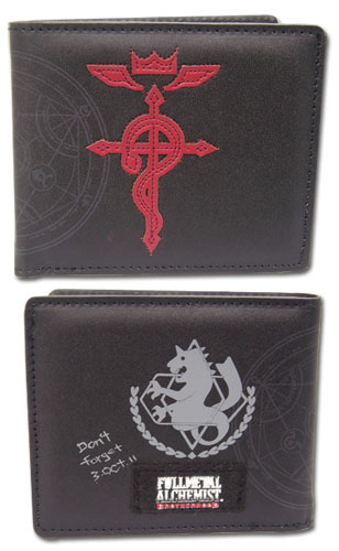 Fullmetal Alchemist Brotherhood Mother Alchemy Wallet officially licensed product at B.A. Toys.
