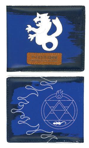 Fullmetal Alchemist Brotherhood Roy Wallet, an officially licensed Full Metal Alchemist Wallet & Coin Purse