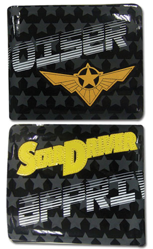 Star Driver Star Driver Emblem Wallet, an officially licensed product in our Star Driver Wallet & Coin Purse department.
