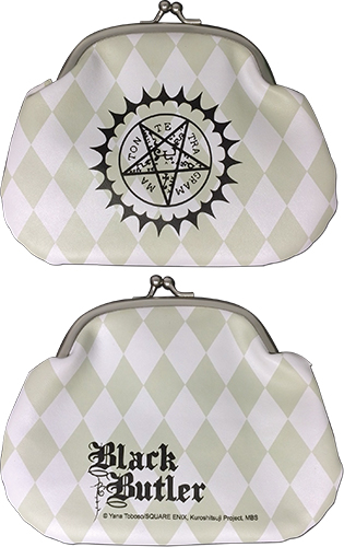 Black Butler - Pentacle Coin Purse, an officially licensed product in our Black Butler Wallet & Coin Purse department.