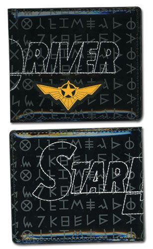 Star Driver Driver Icon Wallet, an officially licensed product in our Star Driver Wallet & Coin Purse department.