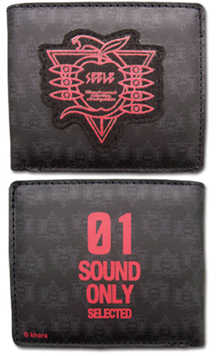 Evangelion New Movie - Sound Only Wallet officially licensed Evangelion Wallet & Coin Purse product at B.A. Toys.