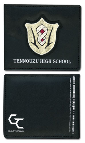 Guilty Crown - Tennouzu High Wallet, an officially licensed product in our Guilty Crown Wallet & Coin Purse department.