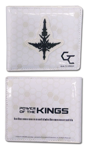 Guilty Crown Pok Wallet, an officially licensed product in our Guilty Crown Wallet & Coin Purse department.