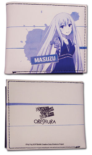 Oreshura Masuza Boy Wallet, an officially licensed product in our Oreshura Wallet & Coin Purse department.