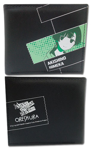 Oreshura Himeka Boy's Wallet, an officially licensed product in our Oreshura Wallet & Coin Purse department.