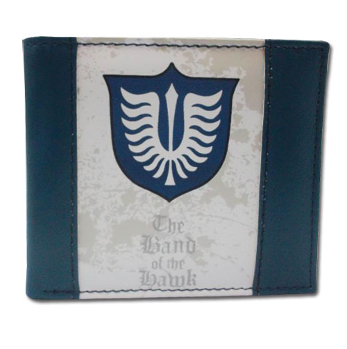 Berserk Band Of The Hawk Wallet, an officially licensed Berserk product at B.A. Toys.