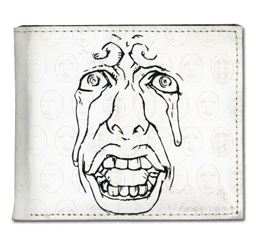 Berserk Behelit Wallet, an officially licensed Berserk product at B.A. Toys.