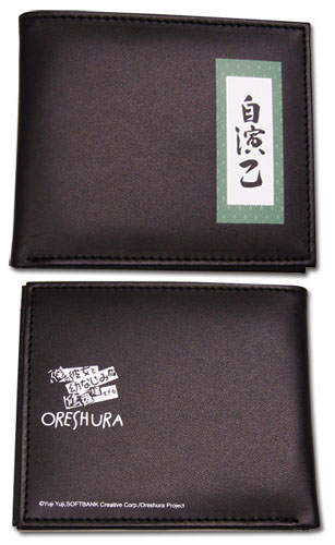 Oreshura Jien Word Boy Wallet, an officially licensed product in our Oreshura Wallet & Coin Purse department.