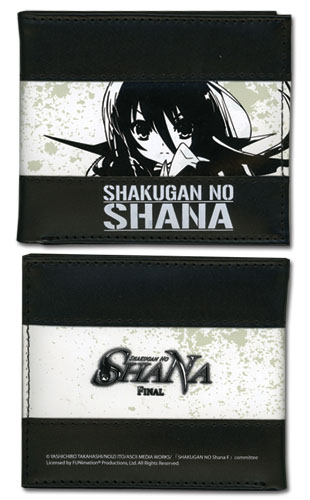 Shakigan No Shana - Shana Wallet, an officially licensed product in our Shakugan No Shana Wallet & Coin Purse department.