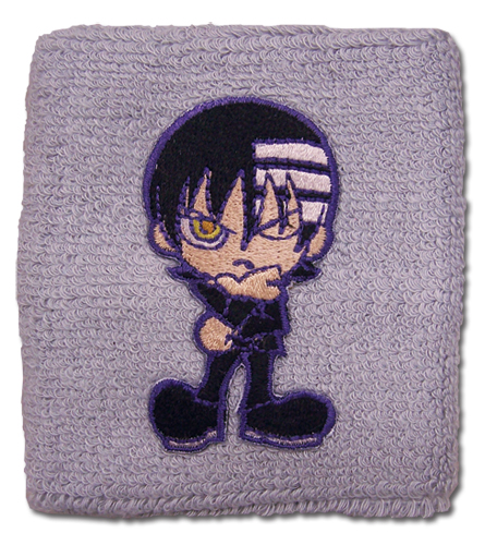 Soul Eater Kid Wristband, an officially licensed product in our Soul Eater Wristbands department.