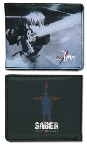 Fate Zero - Kiritsugu & Saber Wallet, an officially licensed Fate Zero Wallet & Coin Purse