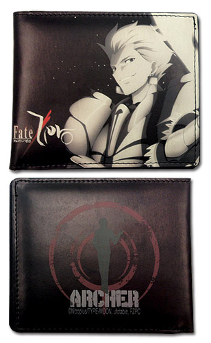 Fate Zero - Tohsaka & Archer Wallet, an officially licensed product in our Fate/Zero Wallet & Coin Purse department.