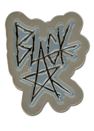 Soul Eater Black Star Belt Buckle officially licensed product at B.A. Toys.