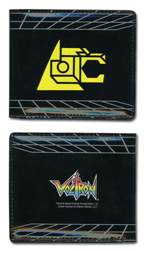 Voltron - Lion Symbol Boy Wallet, an officially licensed product in our Voltron Wallet & Coin Purse department.