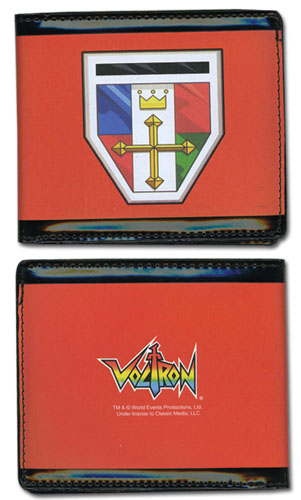 Voltron - Chestplate Boy Wallet, an officially licensed product in our Voltron Wallet & Coin Purse department.