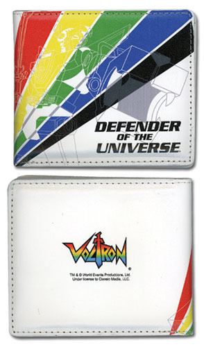 Voltron - Voltron Battle Pose Boy Wallet, an officially licensed product in our Voltron Wallet & Coin Purse department.