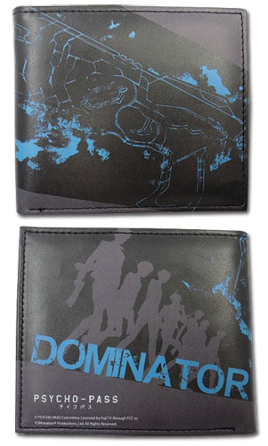 Psycho Pass - Dominator Wallet, an officially licensed product in our Psycho-Pass Wallet & Coin Purse department.