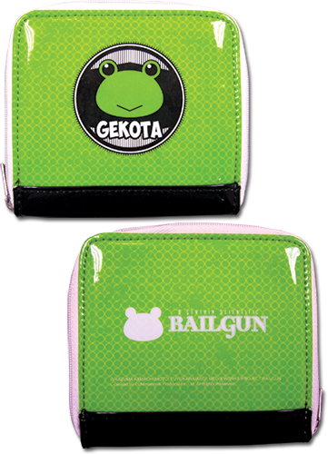 A Certain Scientific Railgun - Gekota Wallet, an officially licensed product in our A Certain Scientific Railgun Wallet & Coin Purse department.