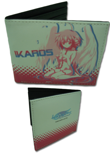 Heavens Lost Property - Ikaros Boy Wallet, an officially licensed product in our Heaven'S Lost Property Wallet & Coin Purse department.