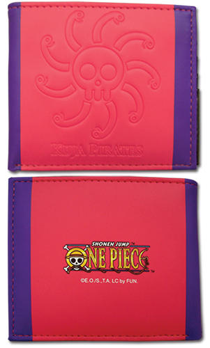 One Piece - Kuja Pirates Boy Wallet, an officially licensed product in our One Piece Wallet & Coin Purse department.