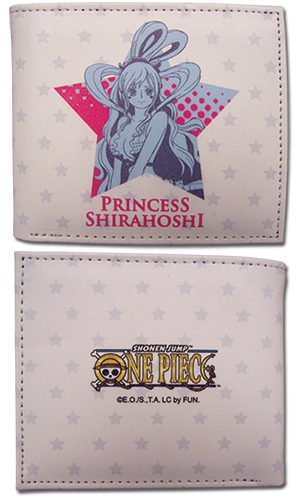 One Piece - Shirahoshi Boy Wallet, an officially licensed product in our One Piece Wallet & Coin Purse department.