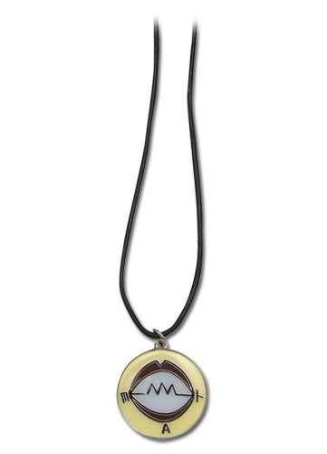 Soul Eater Mouth Necklace, an officially licensed product in our Soul Eater Jewelry department.