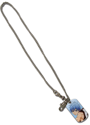 Kuroko's Basketball - Tetsu Dog Tag Style Wallet Chain, an officially licensed product in our Kuroko'S Basketball Wallet & Coin Purse department.