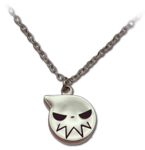 Soul Eater Logo Metal Necklace, an officially licensed product in our Soul Eater Jewelry department.