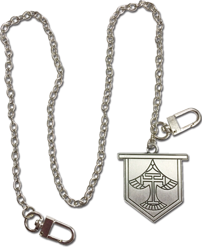 Free! - Iwatobi Hs Emblem Wallet Chain officially licensed Free! Costumes & Accessories product at B.A. Toys.