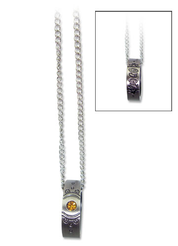 Madoka Magica Kaname Madoka Soul Gem Ring Necklace, an officially licensed product in our Madoka Magica Jewelry department.