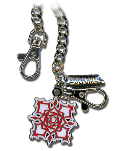 Vampire Knight Cross Wallet Chain officially licensed product at B.A. Toys.