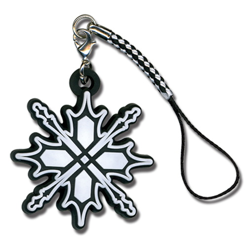 Vampire Knight Zero's Tattoo Pvc Cell Charm officially licensed product at B.A. Toys.