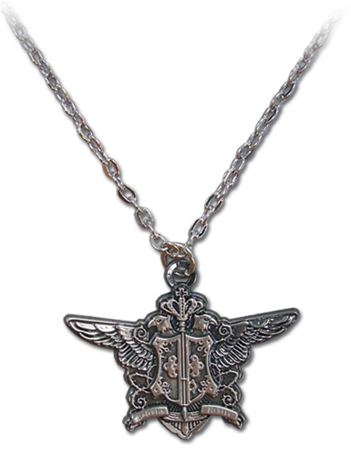 Black Butler Phantomhive Emblem Necklace, an officially licensed product in our Black Butler Jewelry department.