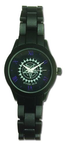 Black Butler - Pentacle Metal Watch, an officially licensed product in our Black Butler Watches department.