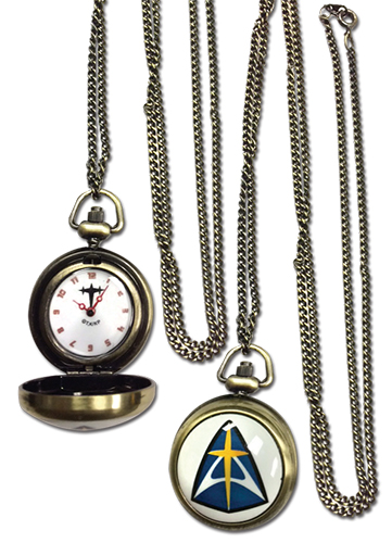 Kill La Kill - Honnouji Academy Pocket Watch, an officially licensed product in our Kill La Kill Watches department.