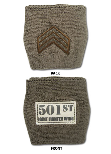 Strike Witches 501 St Wristband, an officially licensed product in our Strike Witches Wristbands department.