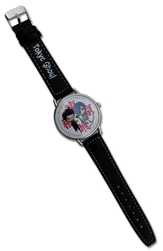Tokyo Ghoul - Kaneki & Toka Pu Watch, an officially licensed product in our Tokyo Ghoul Random Anime Items department.