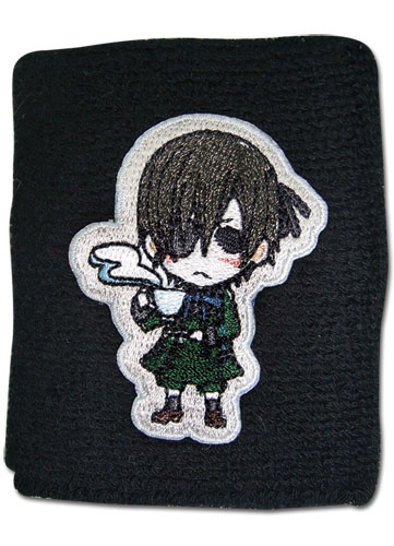Black Butler Sd Ciel Wristband officially licensed product at B.A. Toys.