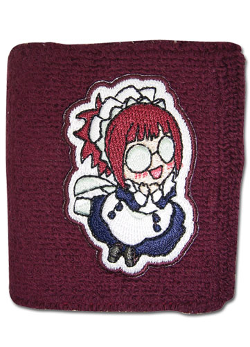 Black Butler Ad Maylene Wristband, an officially licensed Black Butler product at B.A. Toys.