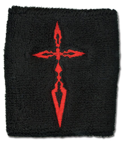 Fate/Zero Kiritsugu Command Seal Wristband officially licensed Fate/Zero Wristbands product at B.A. Toys.
