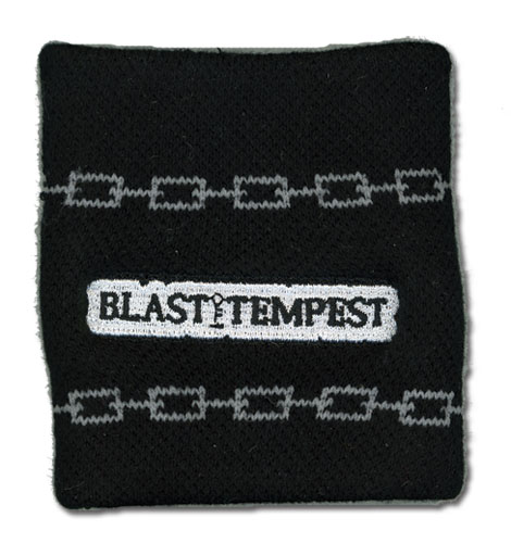 Blast Of Tempest - Chain Wristband, an officially licensed product in our Blast Of Tempest Wristbands department.