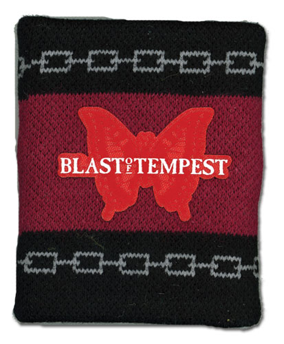 Blast Of Tempest - Butterfly Wristband officially licensed Blast Of Tempest Wristbands product at B.A. Toys.