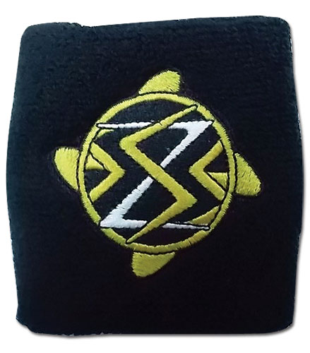 Free! - Samezuka School Emblem Wristband officially licensed Free! Wristbands product at B.A. Toys.