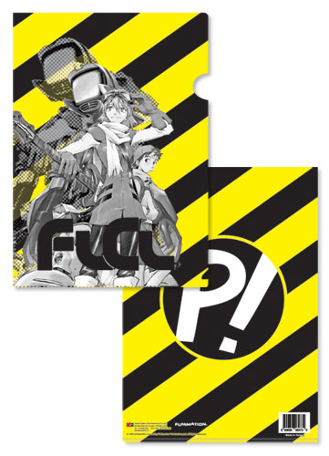 Flcl Crew File Folder (5 Pcs Pack), an officially licensed product in our Flcl Stationery department.